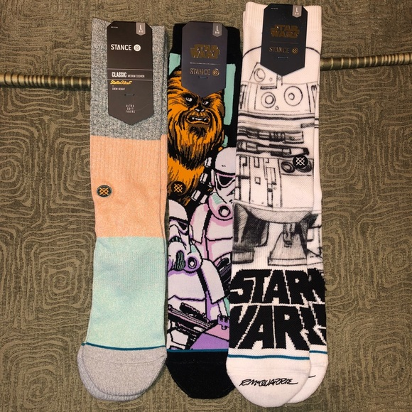 Stance Other - (3) pair bundle of Stance socks | Stance